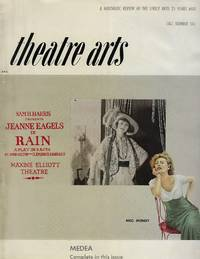 MEDEA: A FULL LENGTH PLAY. In Theater Arts Magazine. August-September, 1948
