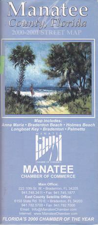 Manatee County, Florida 2000-2001 Street Map