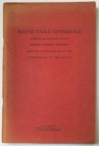 """image of Results as accepted in the second plenary meeting held on 2 November 1949 in the """"Ridderzaal"""" at the Hague"""