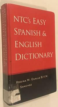 Ntc's Easy Spanish & English Dictionary