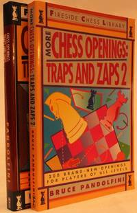 image of Chess Openings: Traps and Zaps  Volumes 1 and 2