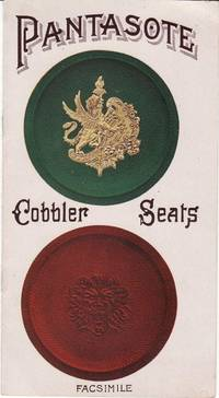 1901 Pantasote Cobbler Seats Illustrated Advertising Brochure