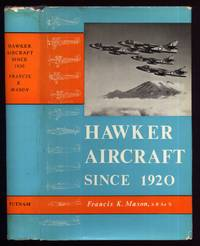 Hawker Aircraft Since 1920
