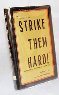 image of Tell Baker to Strike Them Hard!