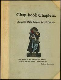 CHAPBOOK CHAPLETS. Adorn'd With Sutable SCULPTURES