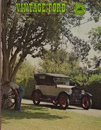 image of VINTAGE FORD, Volume 13, Numbers 1&2, The.