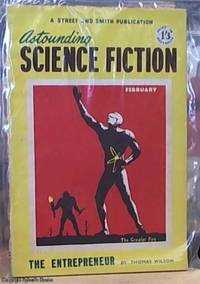 image of Astounding Science Fiction; Volume IX (9), Number 2 (British Edition), February 1953