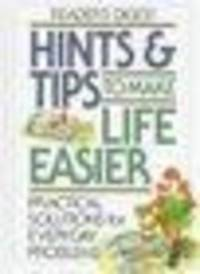 Hints & tips to make life easier