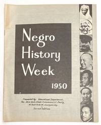 image of Negro History Week 1950; second edition
