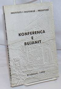 image of Konferenca e Bujanit (Materiale nga Sesioni Shkencor kushtuar 50-vjetorit te Konferences se Bujanit, mbajtur ne Tirane me 7 janar 1994)
