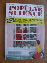 image of Popular Science Magazine: September 1954