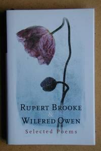 image of Rupert Brooke & Wilfred Owen: Selected Poems.