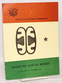 image of Fifteenth annual report: 1st January - 31st December, 1990