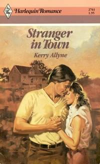 image of Stranger in Town (Harlequin Romance #2761)