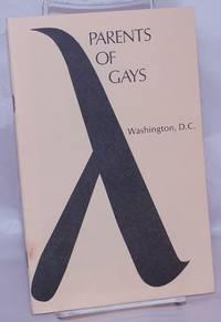 image of Parents of Gays: Washington, D. C.