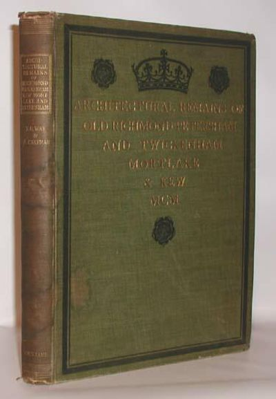 London: John Lane, 1900. First Edition. First printing Good in the publisher's original decorated gr...