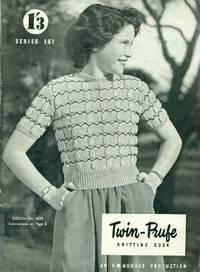 TWIN-PRUFE KNITTING BOOK : Series 161