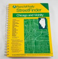 Rand McNally StreetFinder Chicago and Vicinity