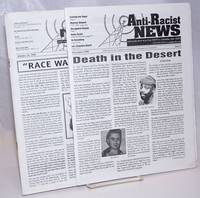 Anti-racist news. December 1998 [together with a worn copy of its predecesor, ARA News, from January 26, 1998]