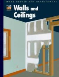 image of Walls and Ceilings (Home Repair and Improvement, Updated Series)
