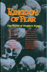 image of Kingdom Of Fear: The World of Stephen King.