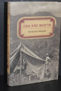 image of Osa and Martin; For the Love of Adventure