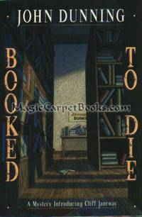 Booked to Die: A Mystery Introducing Cliff Janeway