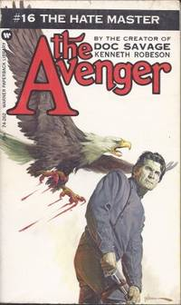 THE HATE MASTER: The Avenger #16