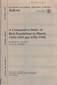 image of Illinois Natural History Survey Bulletin Vol. 28 Article 3 a Comparative  Study of Bird Populations in Illinois 1906-1909 and 1956-1958