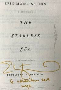THE STARLESS SEA (SIGNED, DATED & NYC)