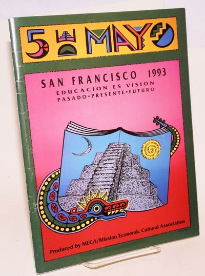 San Francisco: MECA, 1993. Magazine. 68p., 8..5x11 inches, illustrated with photos and ads, stories,...