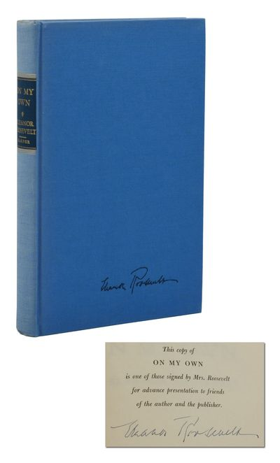 New York: Harper & Brothers Publishers, 1958. First Edition, Advance Presentation Copy. Hardcover. N...