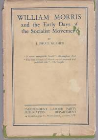 William Morris and the Early Days of the Socialist Movement