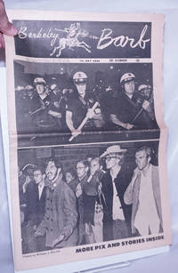 image of Berkeley Barb: vol. 5, #15 (#114) October 20-26, 1967: The Moment of Truth: Terror Tuesday