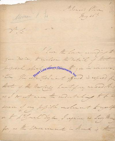 FRANCIS RAWDON-HASTINGS, 1ST MARQUESS OF HASTINGS (1754-1826). Rawdon-Hastings was an Irish nobleman...