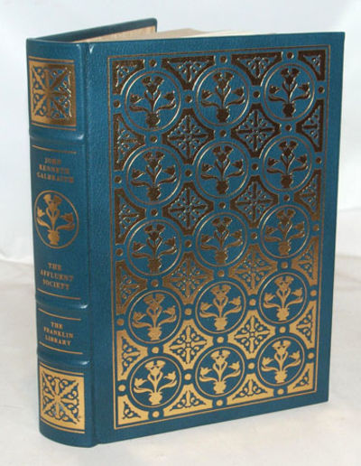 Franklin Center: The Franklin Library, 1978. Limited Edition. Fine in full light blue leather covere...