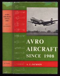 Avro Aircraft Since 1908.