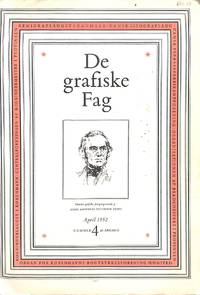 Danske grafiske foregangsmaend 4: Hans Andreas Frederik Fries.