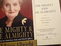 The Mighty and the Almighty (SIGNED)
