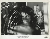 image of The Silence (Collection of thirteen original photographs from the 1964 US release of the 1963 Swedish film)