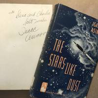 The Stars, Like Dust (Signed Association Copy)