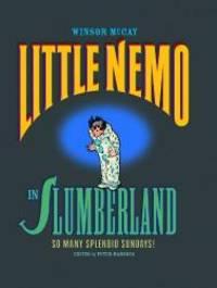 image of Little Nemo in Slumberland: So Many Splended Sundays!