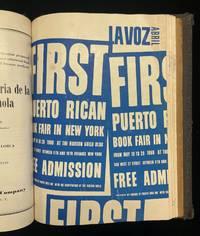 LA VOZ (13 issues 1959-1961)