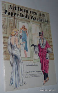 ART DECO PAPER DOLL WARDROBE 1920-1939 by  Norma Lu Meehan - Paperback - First Edition - 1994 - from Diversity Books and Biblio.com