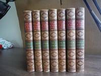 The Letters and Diary of Madame D'Arblay - Seven volumes (Full Leather)