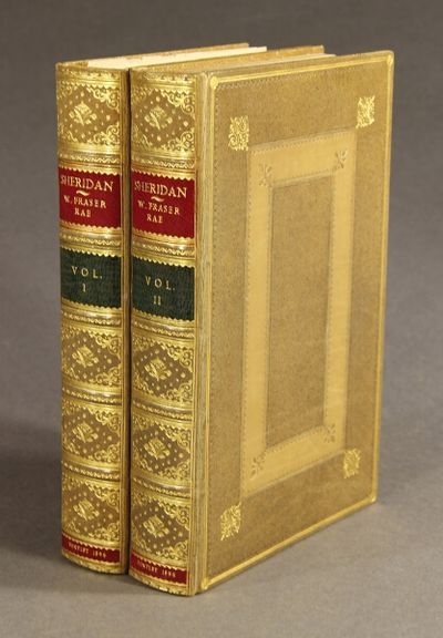 London: Richard Bentley and Son, 1896. First edition, 2 volumes, 8vo, pp. xxii, , 422; viii, 451, , ...