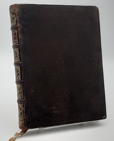 Rotterdam. : Reinier Leers., 1711. 1st French language edition.. Contemporary full dark brown calf, ...