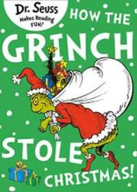 image of How the Grinch Stole Christmas (Dr Seuss)