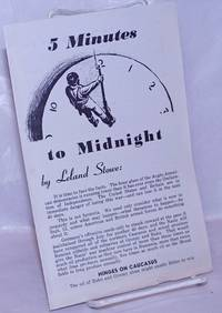 image of 5 minutes to midnight