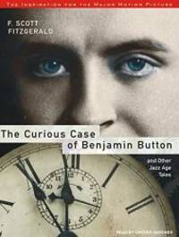 image of The Curious Case of Benjamin Button and Other Jazz Age Tales, with eBook